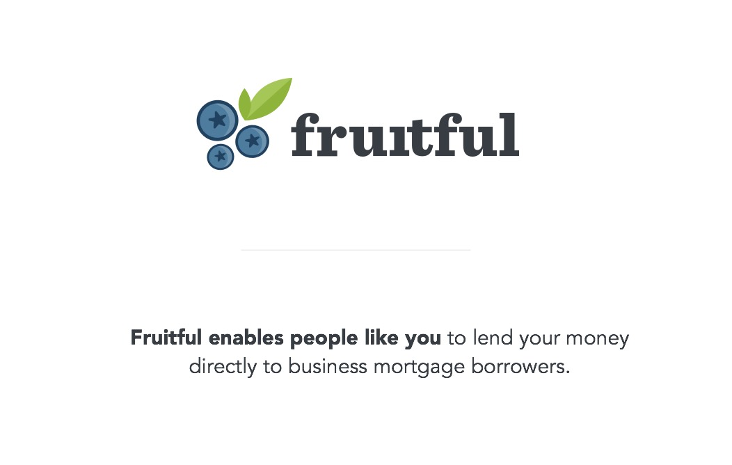 Fruitful logo iteration