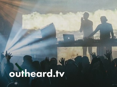 A snippet of outheard.tv's user interface