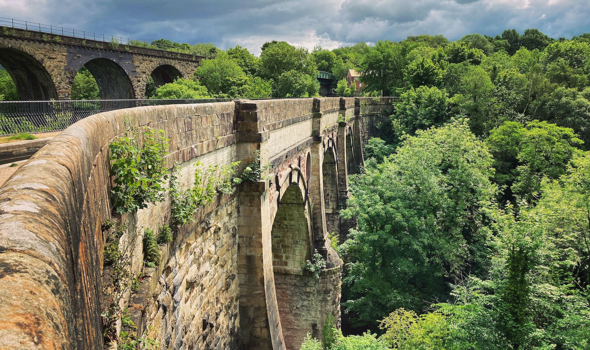 Cycle Route: Marple Aqueduct